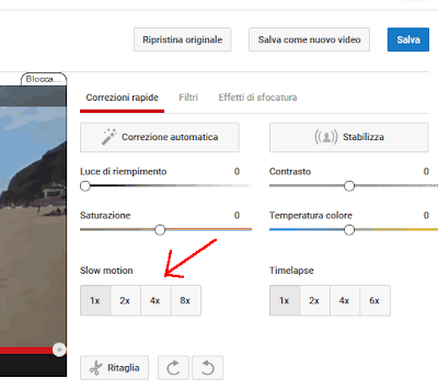 Come allungare la durata di un video Youtube