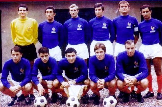 Resultado de imagen para Seleccion de francia inglaterra 1966