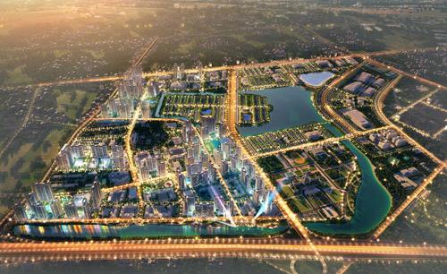 Dự án VinCity Ocean Park được quy hoạch đồng bộ