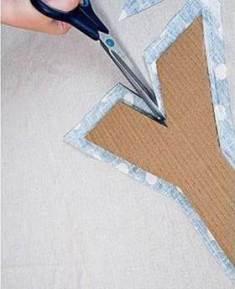 gunting kain di lebihkan 2 cm
