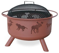 Landmann Wildlife, Big Sky Fire Pit