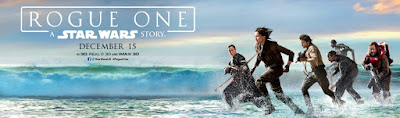 Rogue One A Star Wars Story Banner Poster 2