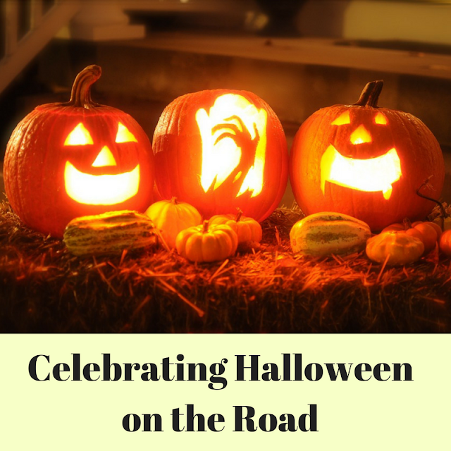 Tips for Celebrating Halloween on the Road