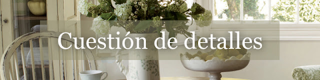Cuestión de detalles - Laura Ashley Decoración Blog