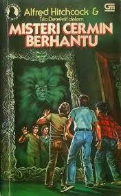 Trio Detektif 21- Misteri Cermin Berhantu