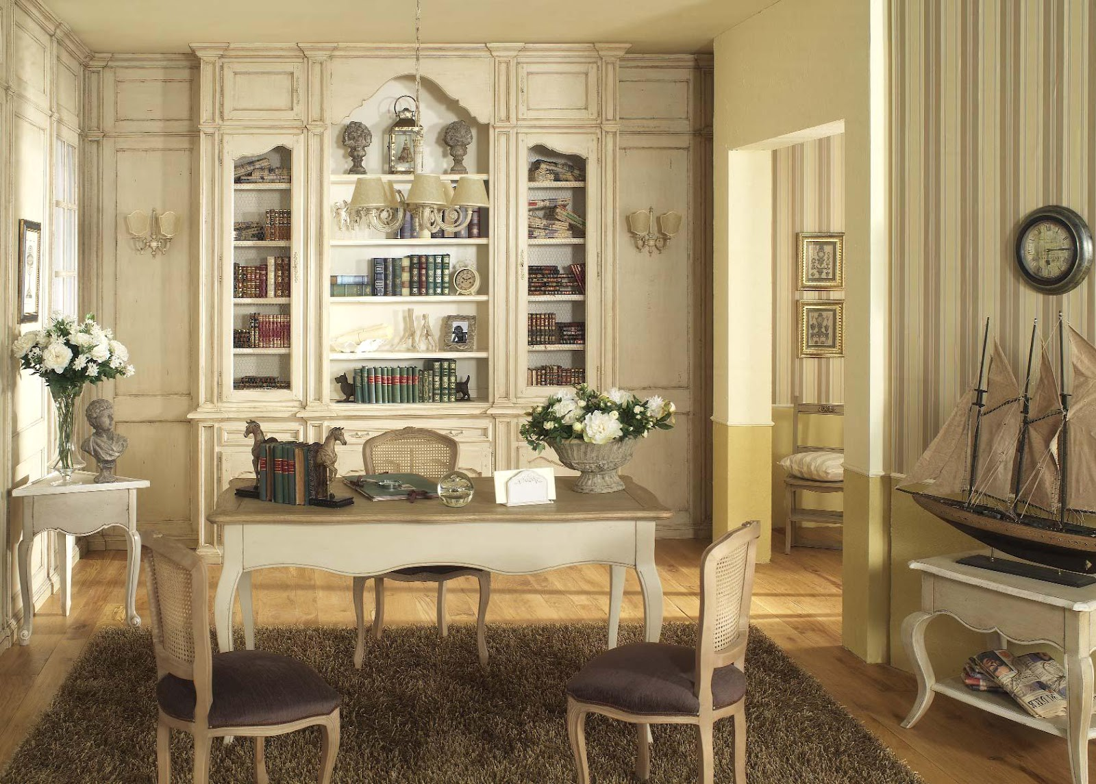 Credenza Vetrina Da Restaurare : Una credenza da personalizzare shabby chic interiors