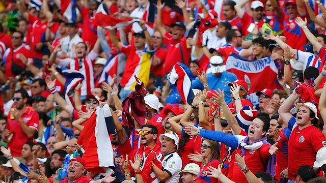 Melirik 7 Supoter Paling Heboh di Piala Dunia 2018