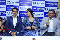 Actress Regina Candra at Dr Agarwal Eye Hospital Inaugaration .COM 0178.JPG