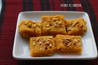 Mohanthal Recipe - Instant Mohanthal Recipe