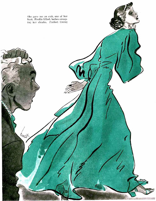 Earl Oliver Hurst illustration