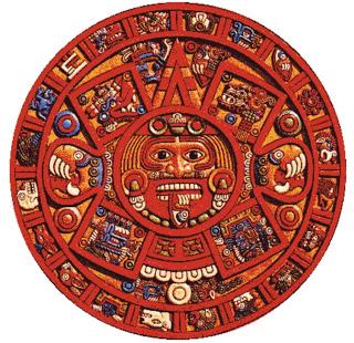 Calendario de la cultura Maya