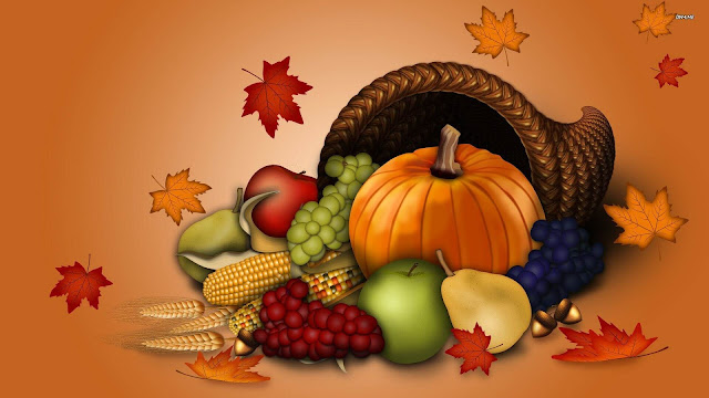 thanksgiving 3d image