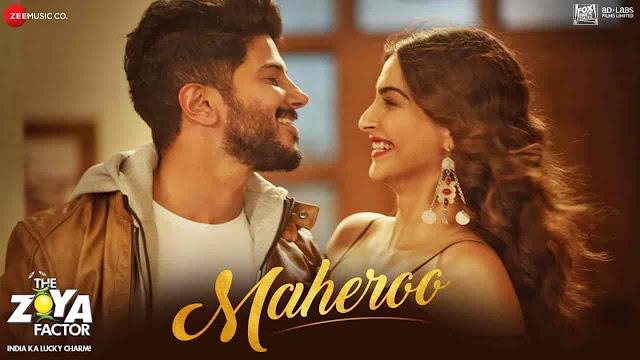 Maheroo Lyrics - The Zoya Factor | Yasser Desai