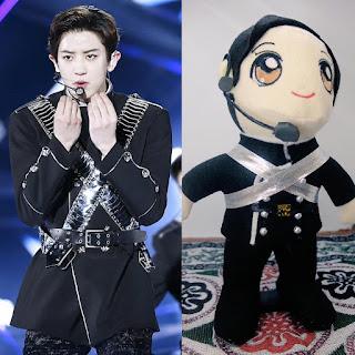 Menjual Boneka Karakter K-Pop Idol