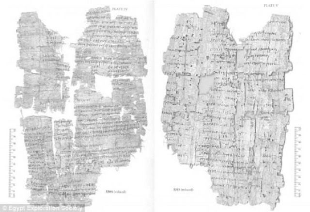 Buku Mantra Cinta Mesir Kuno Ditemukan