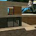 Modelagem Casa Moderna (GutenBerg Modeller)