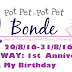 GIVEAWAY : 1st Anniversary Blog & My Birthday