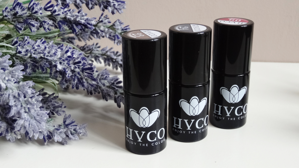 Hyco, lakiery hybrydowe (09, 23, 24)