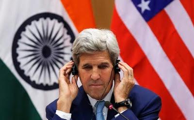 U.S. Secretary of State John Kerry: No Military Solution To South China Sea Dispute