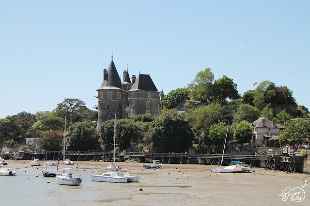 Week-End sur la Côte, Loire-Atlantique, Pornic, Les Moutiers en Retz, Camping Les Brillas, Restaurant Le Sud, La Bernerie en Retz, Les Tontons Nageurs