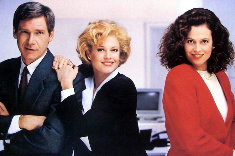 Working Girl movie review