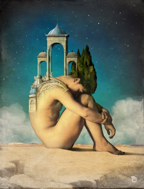 10-Dreamer-Christian-Schloevery-Surreal-Paintings-Balance-of-Mind-and-Heart-www-designstack-co