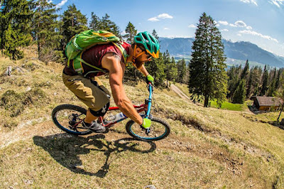 Mountainbiketouren Inntal mit gratis GPX-Track