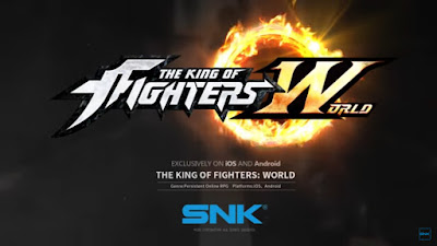 La SNK Playmore annuncia The King Of Fighters World