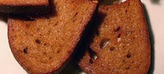 Czech rye bread