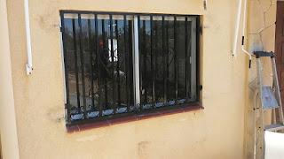 Verja de ventana en Tarragona
