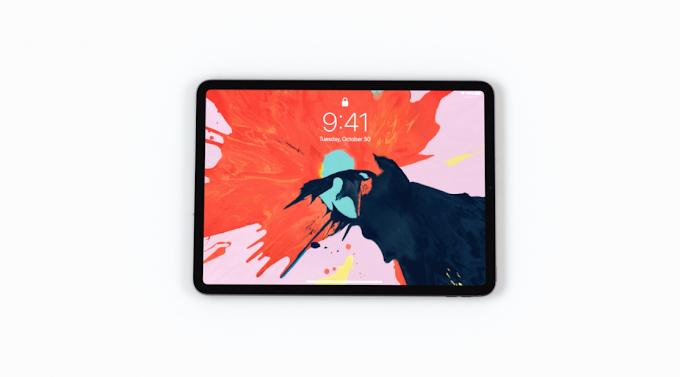 iPad Pro με μεγαλύτερη οθόνη, μικρότερα περιθώρια από ποτέ και χωρίς Home Button