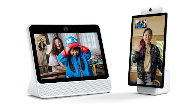 A new update out today for Facebook's Portal devices adds some much-needed points to the dedicated video chat screens. Now, both the smaller, standard Portal and the large Portal+ model