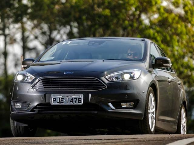 Novo Ford Focus 2017 - Preço