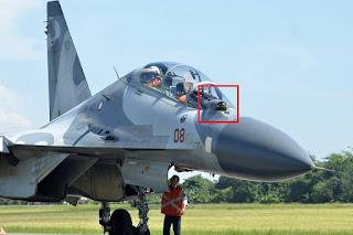 Teknologi OEPS-27 Sukhoi TNI AU