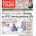 NAIJA NEWSPAPERS: TODAY'S THE DAILY TIMES NEWSPAPER HEADLINES [7TH SEPTEMBER, 2017].