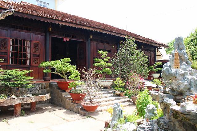rumah penduduk vietnam