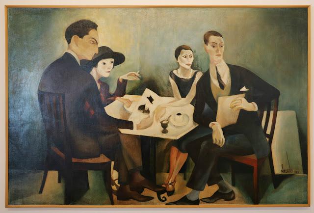 «Mulheres Modernas na obra de José de Almada Negreiros» em exposição no Museu Municipal de Tavira