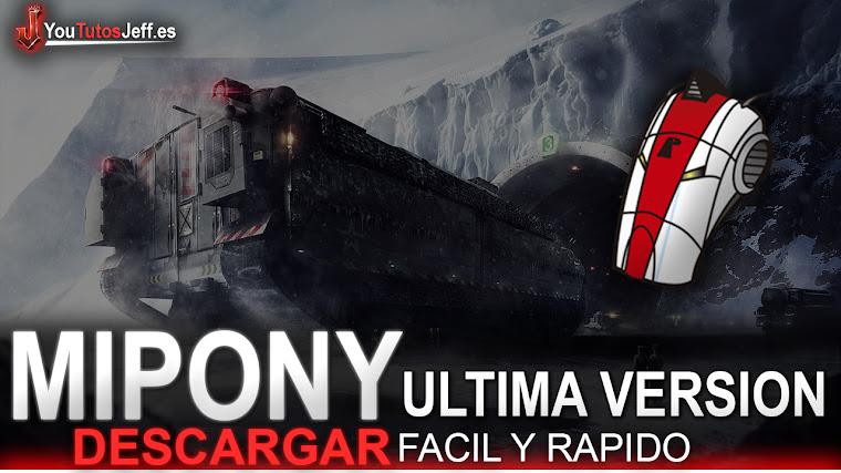 Como Descargar Mipony Ultima Versión 2018 Full Español
