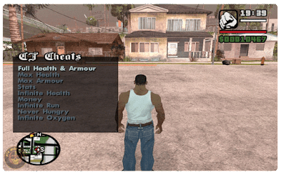 gta san andreas cheat menu by h.u.g rar
