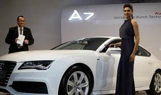 New Audi A7 Sportback Unveiled by Audi India