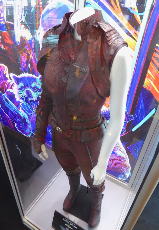 Guardians of the Galaxy 2 Nebula film costume