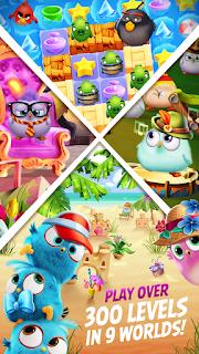 Angry Birds Match v1.1.2 Mod