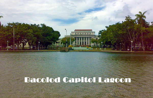 Bacolod Capitol Lagoon and Park - Negros Occidental