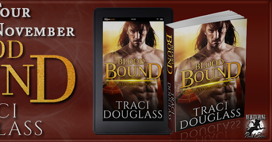 Interview + Giveaway: Blood Bound by Traci Douglass