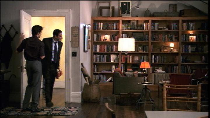 Not Only Did Neal Inspire The Names For These Tables But His Apartment On White Collar Inspired Me As Well I Love Everything About