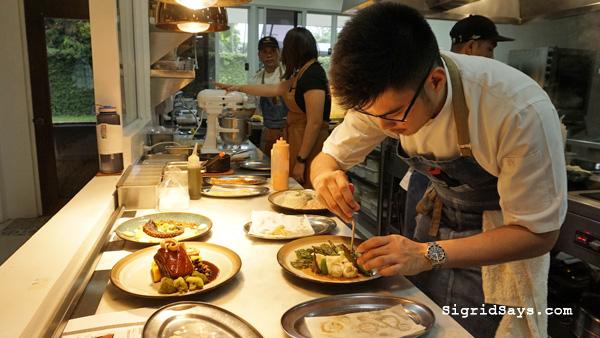 Anne Bistro - Bacolod restaurant - Chef Dan Altarejos
