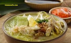 Bahan dan Cara Membuat Soto Lamongan Ayam Kampung Super Nikmat