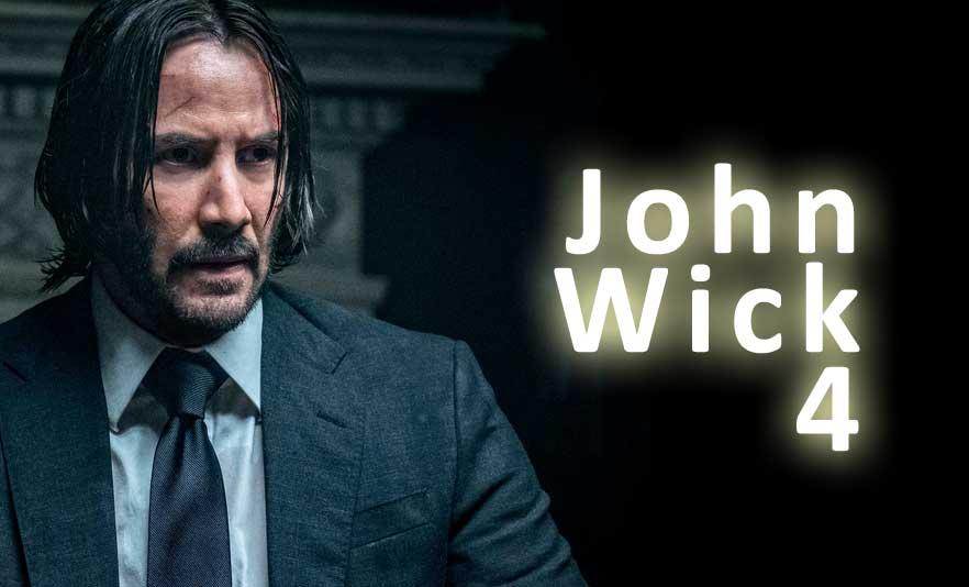 John Wick: Chapter 4 Dirilis pada 2021