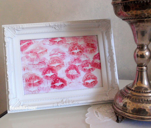DIY: Endless Kisses For Your Valentine!