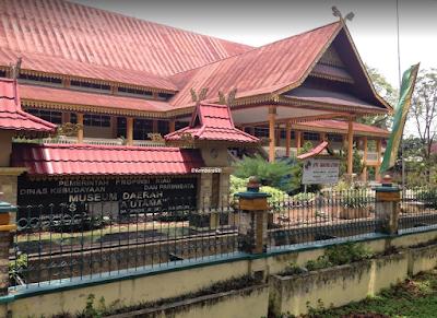 Tempat Wisata di Kota Pekanbaru Museum Sang Nila Utama
